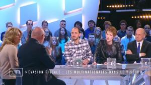 Natacha Polony dans le Grand Journal de Canal Plus - 03/02/15 - 06