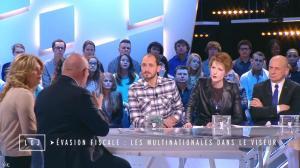 Natacha Polony dans le Grand Journal de Canal Plus - 03/02/15 - 06