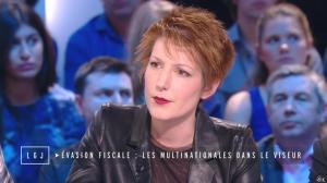 Natacha Polony dans le Grand Journal de Canal Plus - 03/02/15 - 07