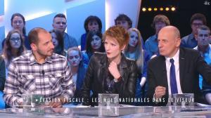 Natacha Polony dans le Grand Journal de Canal Plus - 03/02/15 - 08