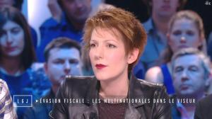 Natacha Polony dans le Grand Journal de Canal Plus - 03/02/15 - 09