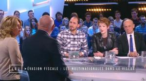 Natacha Polony dans le Grand Journal de Canal Plus - 03/02/15 - 10