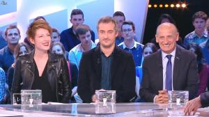 Natacha Polony dans le Grand Journal de Canal Plus - 06/01/15 - 01