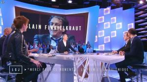 Natacha Polony dans le Grand Journal de Canal Plus - 06/01/15 - 02