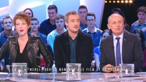 Natacha Polony dans le Grand Journal de Canal Plus - 06/01/15 - 06