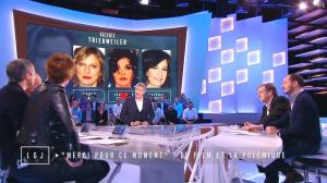 Natacha Polony dans le Grand Journal de Canal Plus - 06/01/15 - 07