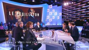 Natacha Polony dans le Grand Journal de Canal Plus - 06/01/15 - 08