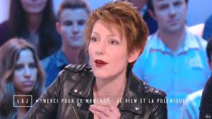Natacha Polony dans le Grand Journal de Canal Plus - 06/01/15 - 10