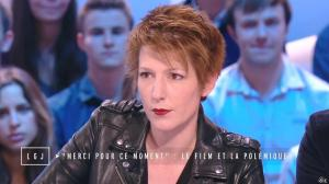 Natacha Polony dans le Grand Journal de Canal Plus - 06/01/15 - 11