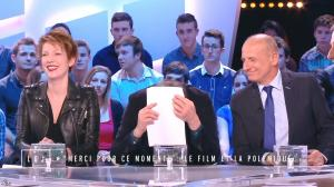 Natacha Polony dans le Grand Journal de Canal Plus - 06/01/15 - 13