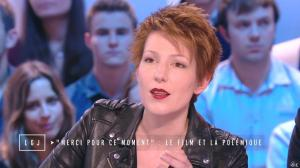 Natacha Polony dans le Grand Journal de Canal Plus - 06/01/15 - 14