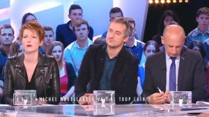Natacha Polony dans le Grand Journal de Canal Plus - 06/01/15 - 15