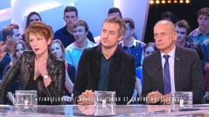 Natacha Polony dans le Grand Journal de Canal Plus - 06/01/15 - 16