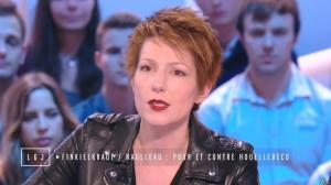 Natacha Polony dans le Grand Journal de Canal Plus - 06/01/15 - 17