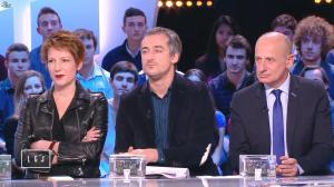 Natacha Polony dans le Grand Journal de Canal Plus - 06/01/15 - 20
