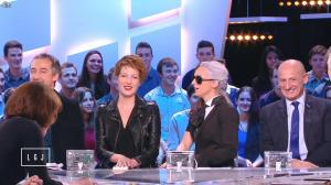 Natacha Polony dans le Grand Journal de Canal Plus - 06/01/15 - 22