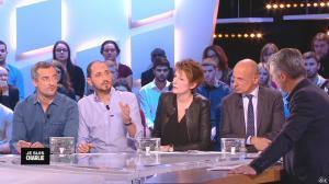 Natacha Polony dans le Grand Journal de Canal Plus - 08/01/15 - 02