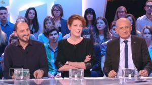 Natacha Polony dans le Grand Journal de Canal Plus - 15/01/15 - 01