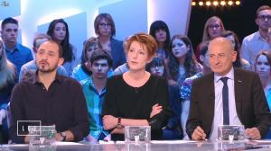 Natacha Polony dans le Grand Journal de Canal Plus - 15/01/15 - 02