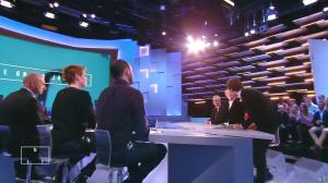 Natacha Polony dans le Grand Journal de Canal Plus - 15/01/15 - 03