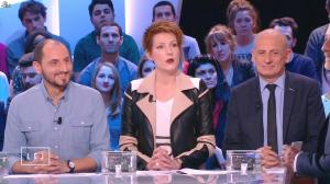 Natacha Polony dans le Grand Journal de Canal Plus - 16/01/15 - 01
