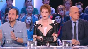 Natacha Polony dans le Grand Journal de Canal Plus - 16/01/15 - 03