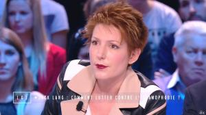 Natacha Polony dans le Grand Journal de Canal Plus - 16/01/15 - 04