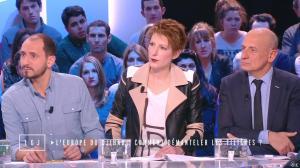 Natacha Polony dans le Grand Journal de Canal Plus - 16/01/15 - 05