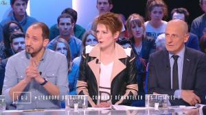 Natacha Polony dans le Grand Journal de Canal Plus - 16/01/15 - 06