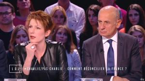 Natacha Polony dans le Grand Journal de Canal Plus - 19/01/15 - 01