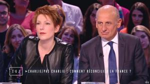 Natacha Polony dans le Grand Journal de Canal Plus - 19/01/15 - 03