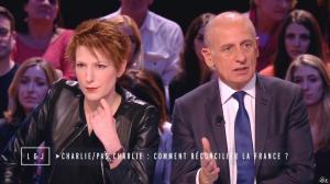 Natacha Polony dans le Grand Journal de Canal Plus - 19/01/15 - 05