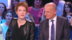 Natacha Polony dans le Grand Journal de Canal Plus - 19/01/15 - 08