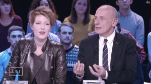 Natacha Polony dans le Grand Journal de Canal Plus - 19/01/15 - 10