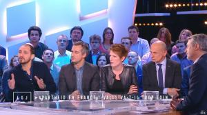 Natacha Polony dans le Grand Journal de Canal Plus - 20/01/15 - 01