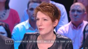 Natacha Polony dans le Grand Journal de Canal Plus - 20/01/15 - 02