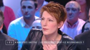 Natacha Polony dans le Grand Journal de Canal Plus - 20/01/15 - 03