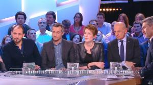 Natacha Polony dans le Grand Journal de Canal Plus - 20/01/15 - 04