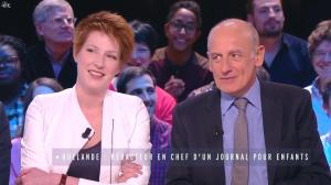 Natacha Polony dans le Grand Journal de Canal Plus - 22/01/15 - 01