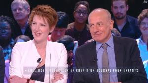 Natacha Polony dans le Grand Journal de Canal Plus - 22/01/15 - 02
