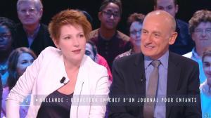 Natacha Polony dans le Grand Journal de Canal Plus - 22/01/15 - 03