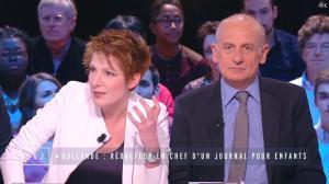 Natacha Polony dans le Grand Journal de Canal Plus - 22/01/15 - 04
