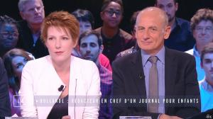 Natacha Polony dans le Grand Journal de Canal Plus - 22/01/15 - 05