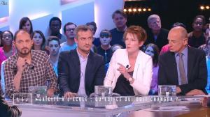 Natacha Polony dans le Grand Journal de Canal Plus - 22/01/15 - 06