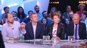Natacha Polony dans le Grand Journal de Canal Plus - 26/01/15 - 01