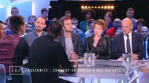 Natacha Polony dans le Grand Journal de Canal Plus - 27/01/15 - 01