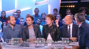 Natacha Polony dans le Grand Journal de Canal Plus - 27/01/15 - 03