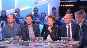 Natacha Polony dans le Grand Journal de Canal Plus - 27/01/15 - 05