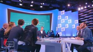 Natacha Polony dans le Grand Journal de Canal Plus - 27/01/15 - 09