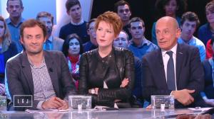 Natacha Polony dans le Grand Journal de Canal Plus - 27/01/15 - 10